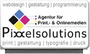 Pixxelsolutions - Agentur für Printmedien und Onlinemedien aus Quedlinburg im Harz | Werbung die sich JEDER leisten kann